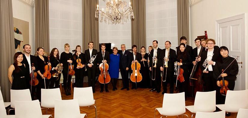 Konzertabend der Berliner Philharmoniker | Ira Schwarz