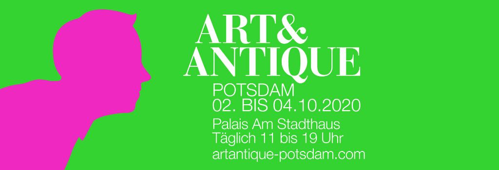 Messe Art&Antique Potsdam Palais Am Stadthaus